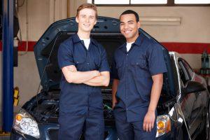 Auto Body Mechanics