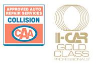 i-car Gold Class Cert