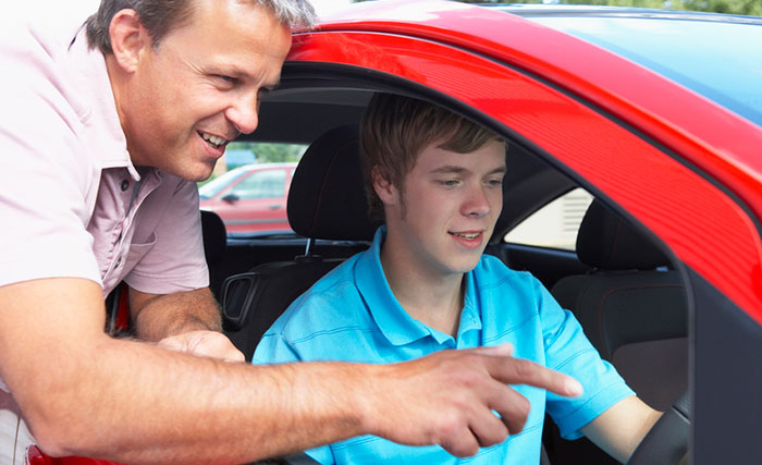 The Best Driving Advice We've Heard From Dads