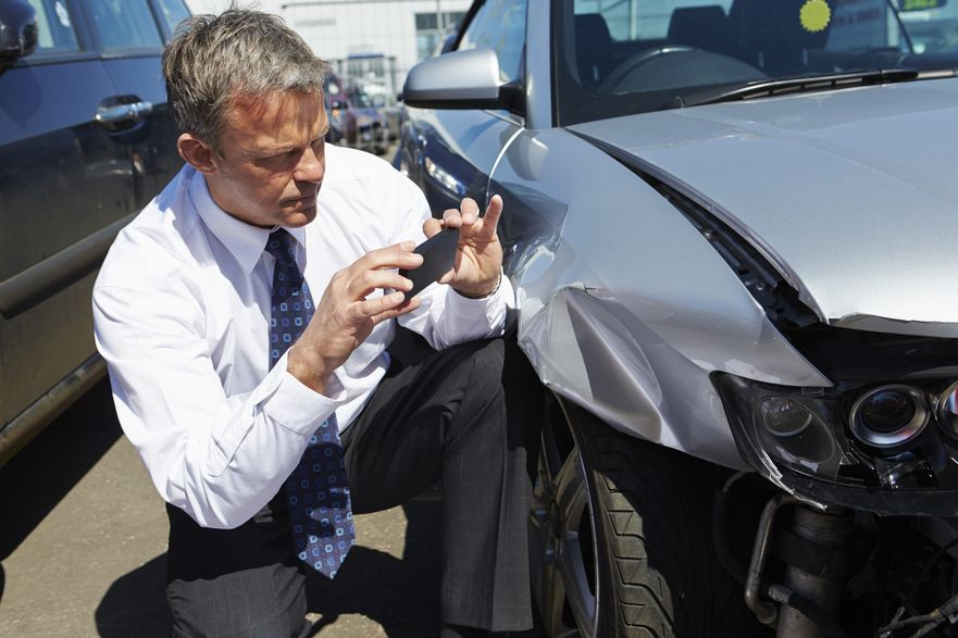 Measures to take after a car accident