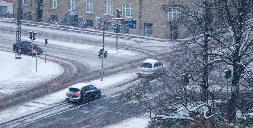 Winter Driving's Biggest Danger – Black Ice