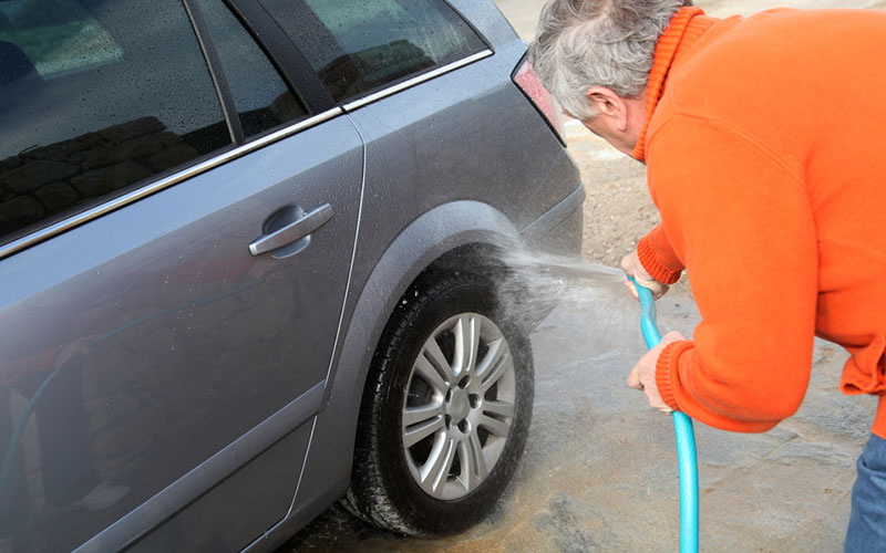Spring Cleaning Your Car in 5 Easy Steps