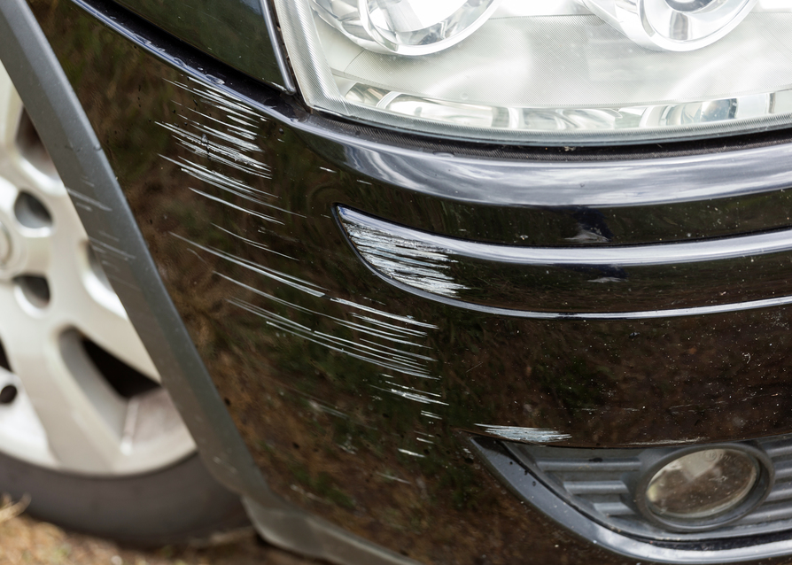 Should I Do My Own Car Paint Scratch Repair?