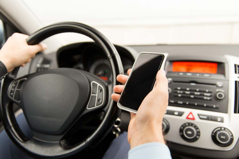 Texting and Driving: Today's Deadliest Distraction