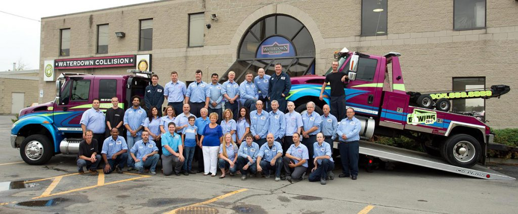 Waterdown Collision Officially Has OEM Certification!