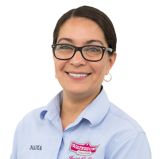 Nadia - Estimator/Customer Service Representative
