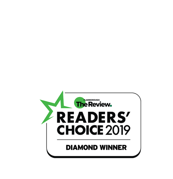 Readers Choice Diamond Award Winner