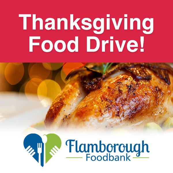 Watedown Collision Thanksgiving Food Drive!