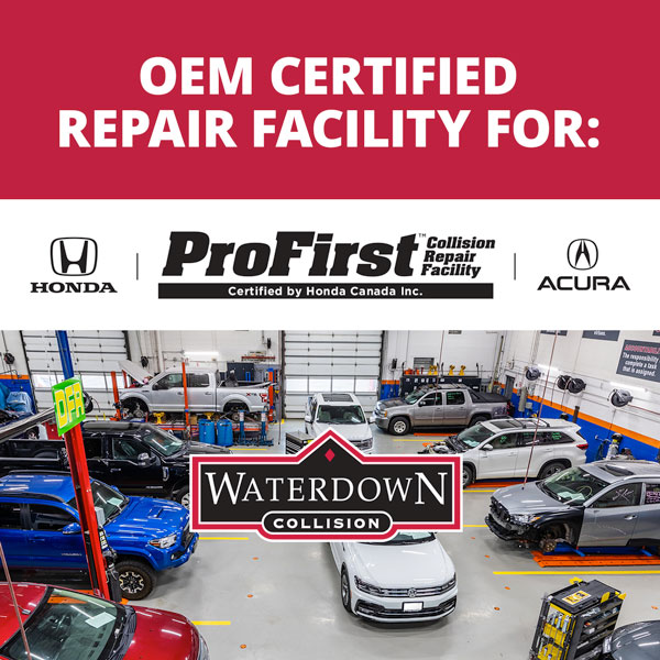 OEM Certified Repair Facility