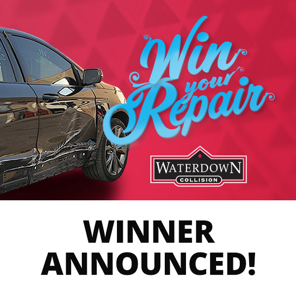 Waterdown Collision - Win Your Repair